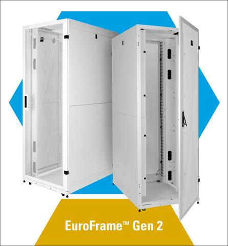 EF-Series EuroFrame Gen 2 Cabinet (Photo: Business Wire)