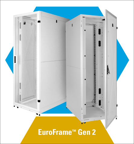EF-Series EuroFrame Gen 2 Cabinet (Photo: Business Wire)