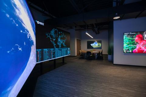 Leyard & Planar's new Portland Showroom (Photo: Business Wire)