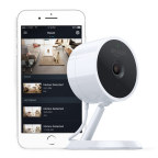 The all-new Amazon Cloud Cam, available for pre-order today at amazon.com/cloudcam. (Photo: Business Wire)
