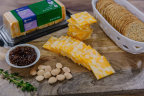 Southeastern Grocers LLC Award Winning Cheese: Third Place - Cracker Cuts Colby Jack Cheese (Category: Colby/Monterey Jack) (Photo Business Wire)
