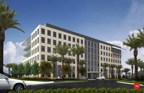 New Office Tower, Downtown Summerlin® (Photo: EV&A Architects)