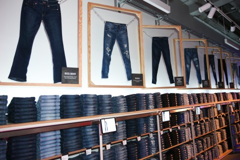 AE Studio Jeans Gallery (Photo Credit: BFA)