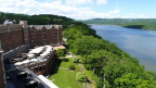 The Thayer Hotel at West Point view of the Hudson River (Photo: Business Wire)