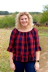 #RootedinAg Contest winner Tori Streitmatter on her family farm in Sparland, Illinois (Photo: Syngenta)