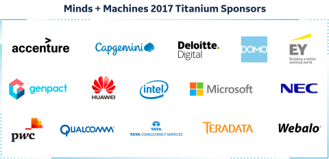 Minds + Machines 2017 Titanium Sponsors