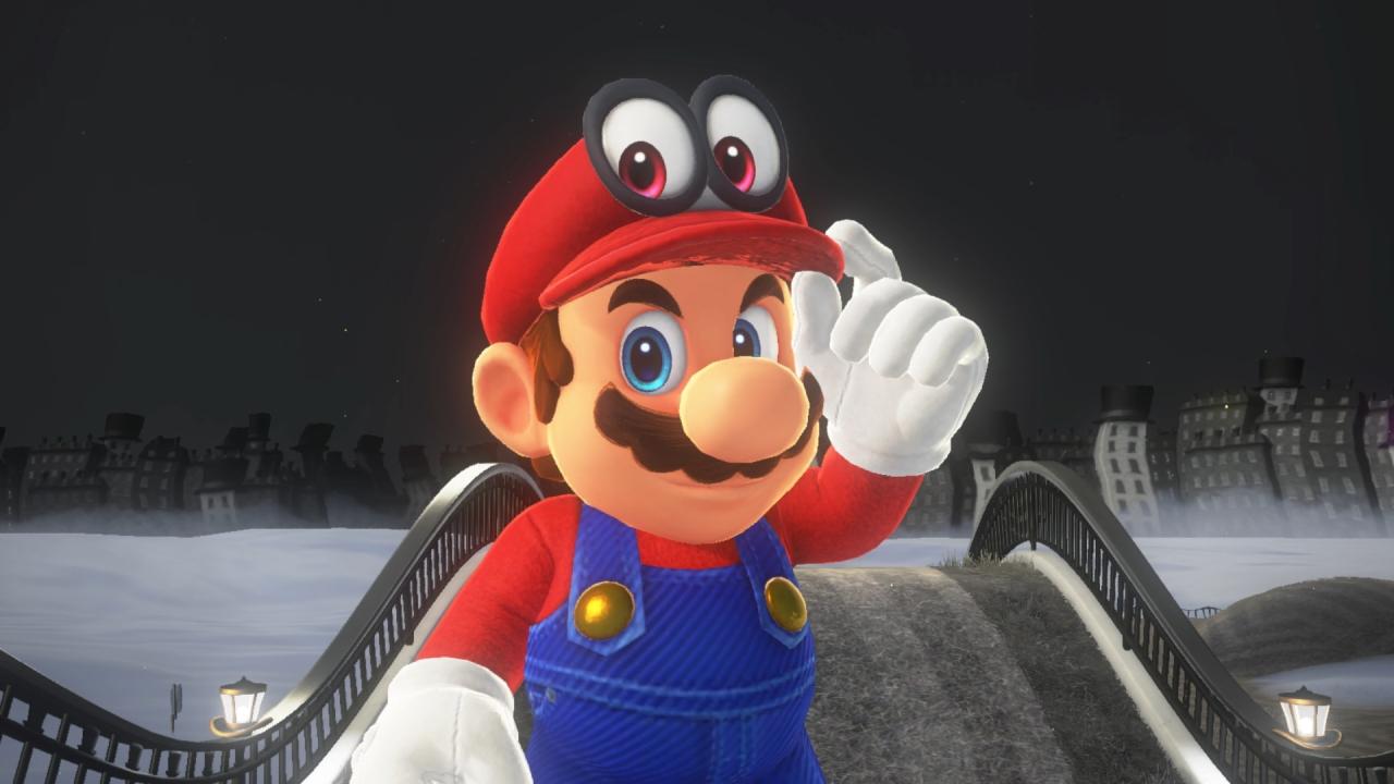 Nintendo Download Mario S Most Cap Tivating Adventure Yet Is Here