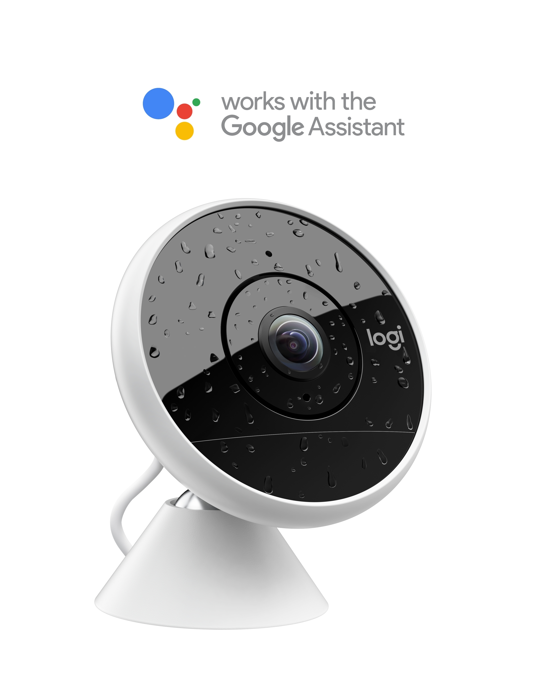 Logitech Makes Home Security Smarter with the Google