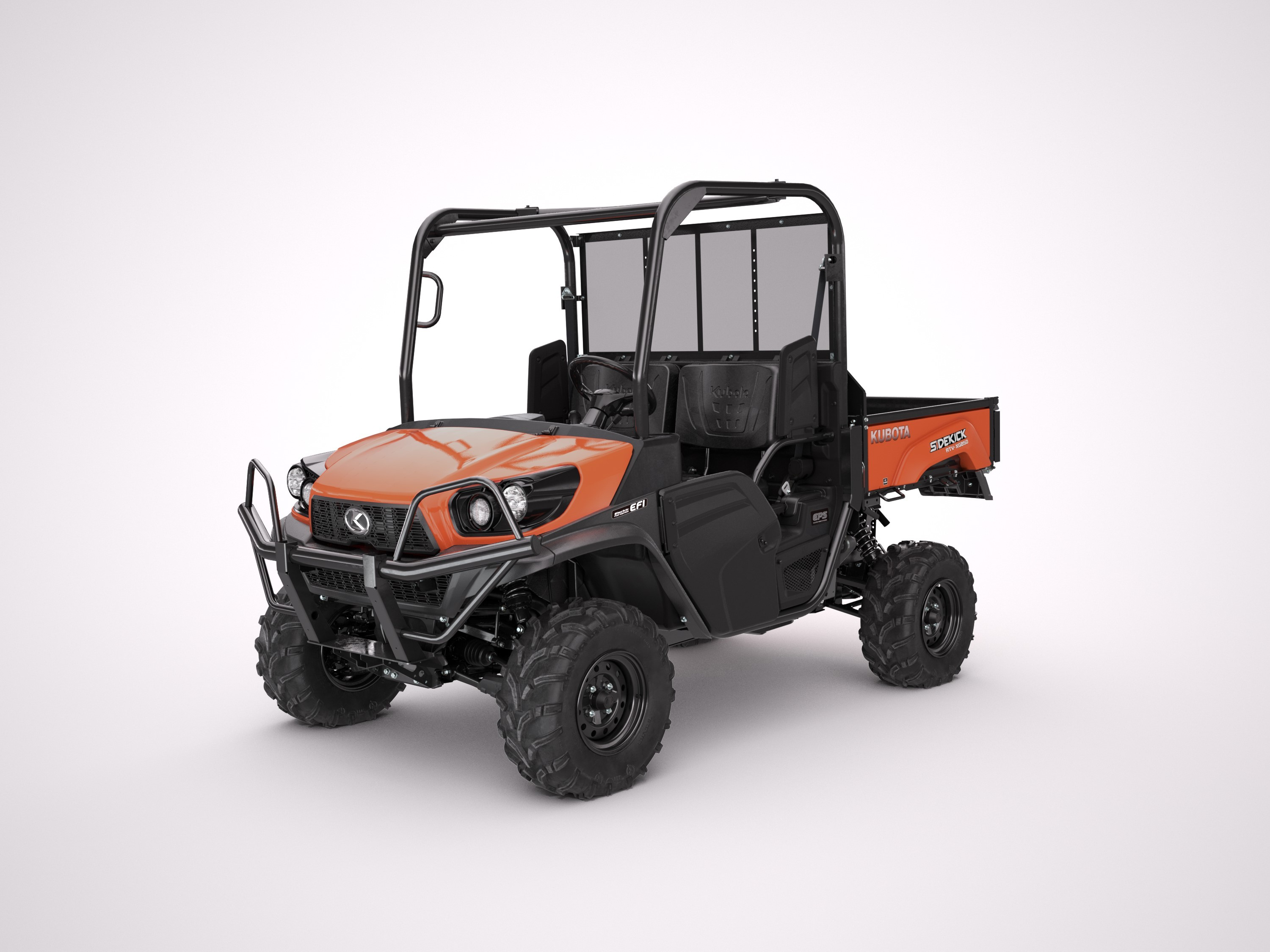 The Newest Addition To The Kubota Rtv Family Arriving In 2018