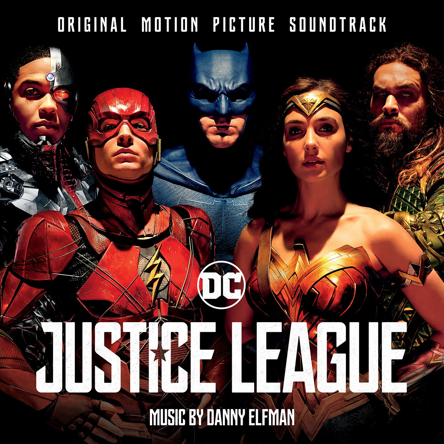 Justice League Soundtrack Available November 10 | Business Wire