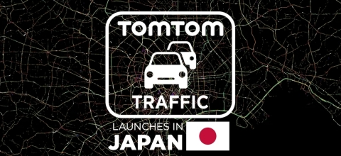 TomTom Traffic Launches in Japan (Photo: Business Wire)