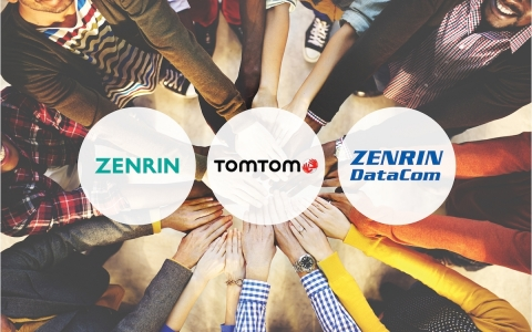 TomTom and ZENRIN Announce Strategic Mapping and Traffic Services Cooperation (Photo: Business Wire)