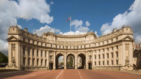 Admiralty Arch Nomeia e Dá as Boas Vidas ao Waldorf Astoria em Londres (Foto: Business Wire)