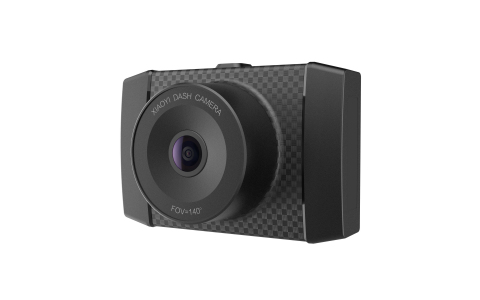 The YI Ultra Dash Camera helps users to drive smarter, see clearer and capture footage when most needed. (Photo: Business Wire)