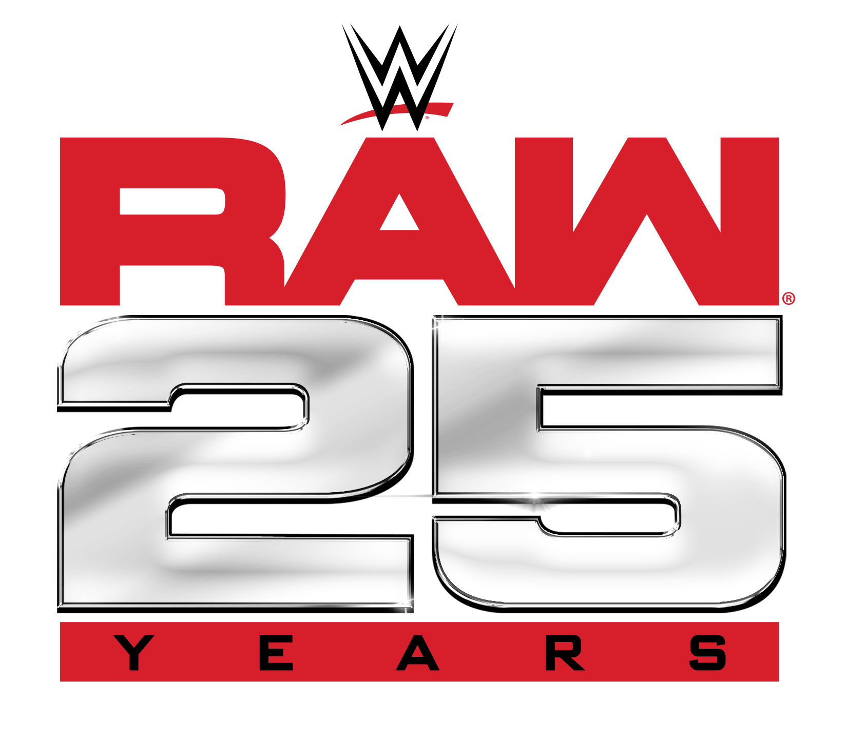 Tag 10 sur WrestlingEVO (PS4) - 10th Years Anniversary RAW25th_White