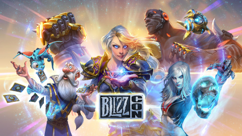 BlizzCon 2017 (Graphic: Business Wire)