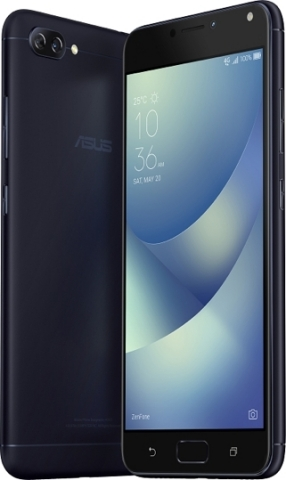 "ZenFone 4 Max 5.5"" and 5.2"""