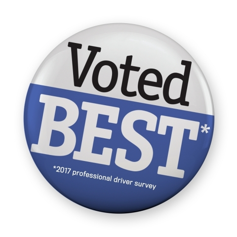 2017 Voted Best (Photo: Business Wire)