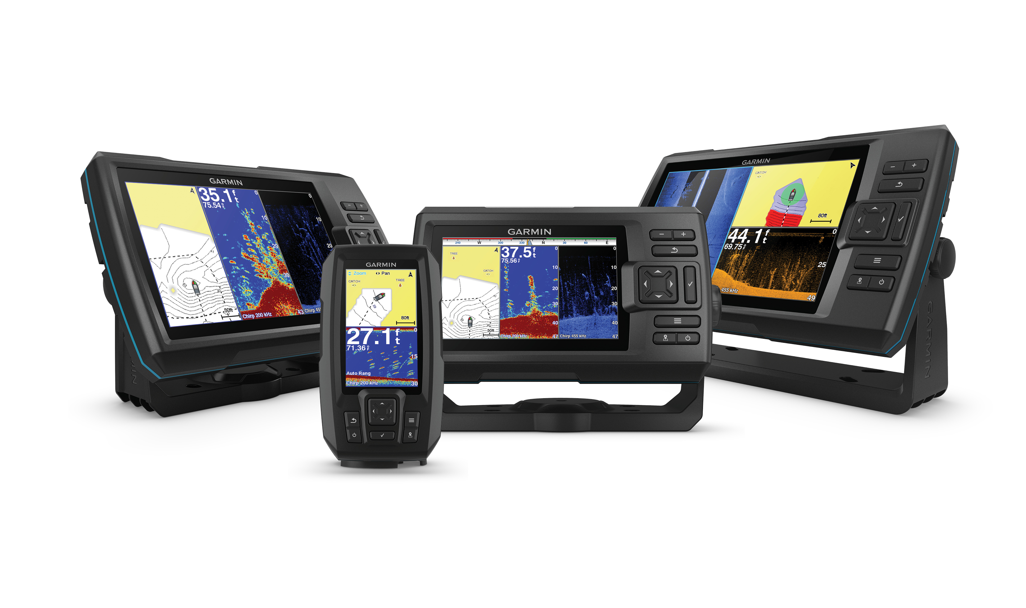 Introducing The Garmin U00ae Striker Plus Series  Bringing New