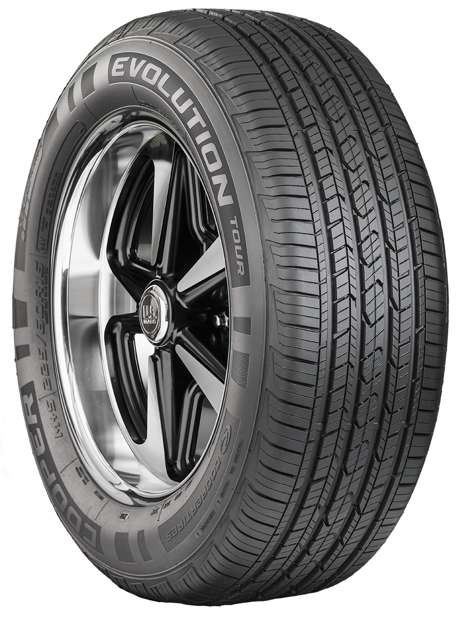 The Start of an Evolution: Cooper Unveils New Evolution Tire Line ...