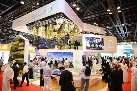 Exhibitors, visitors, and participants commend diversity of 19th WETEX and 2nd Dubai Solar Show (Pho ...