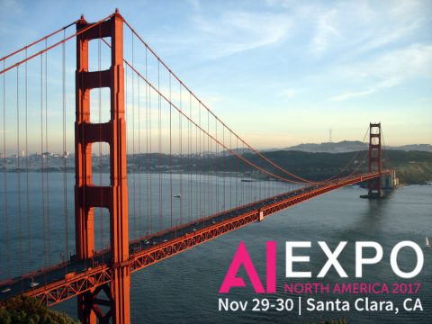 World's Leading AI Conference & Expo Arrives in Silicon Valley This Fall (Photo: Business Wire)