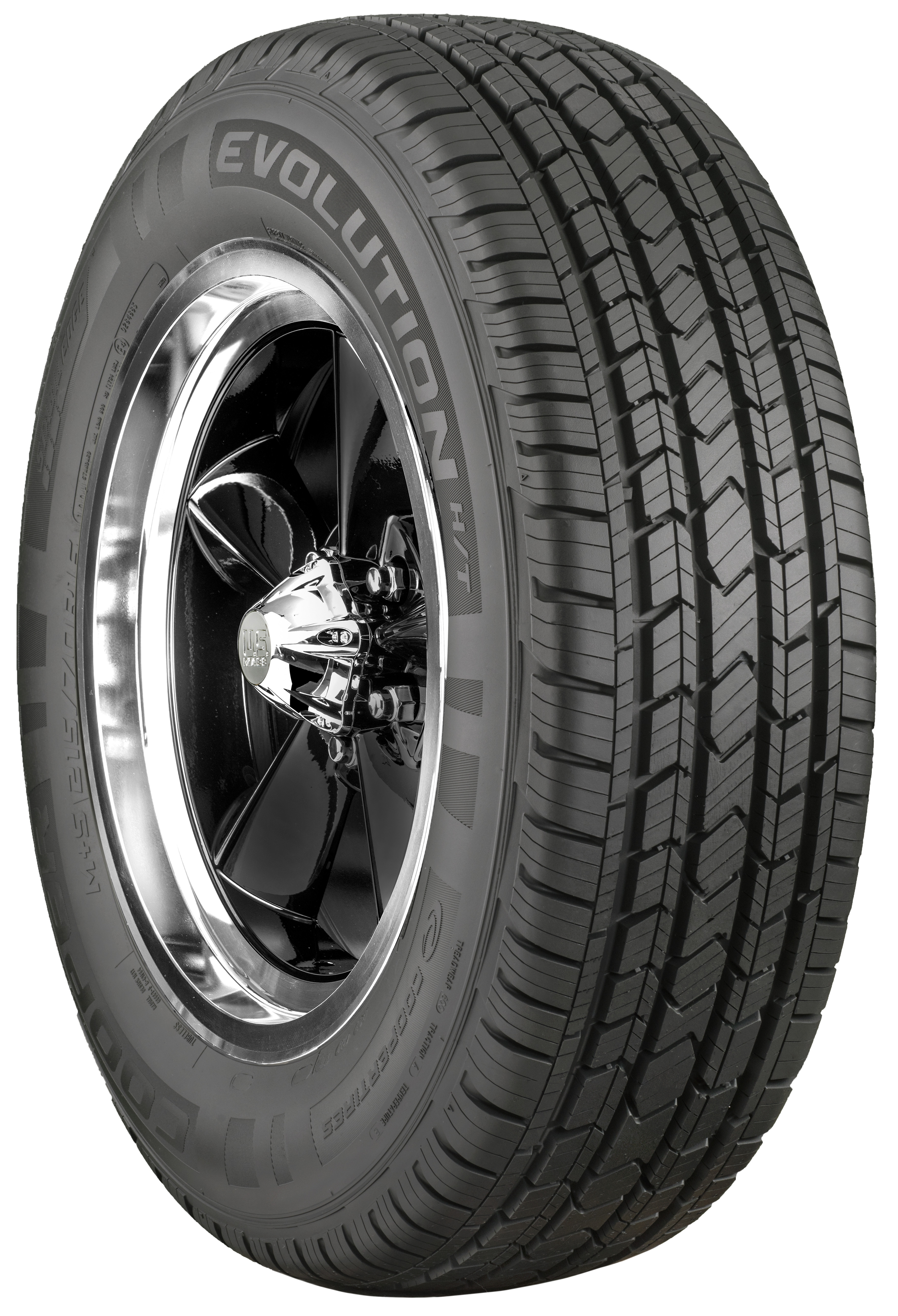 Cooper Tire\'s Evolution H/T™ Earns New Product Award at SEMA ...