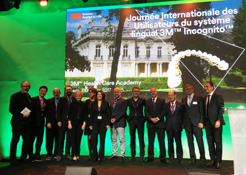 Multiple clinical experts from around the world presented practical techniques at the 2017 Incognito Appliance System International User Meeting. (Photo: 3M)