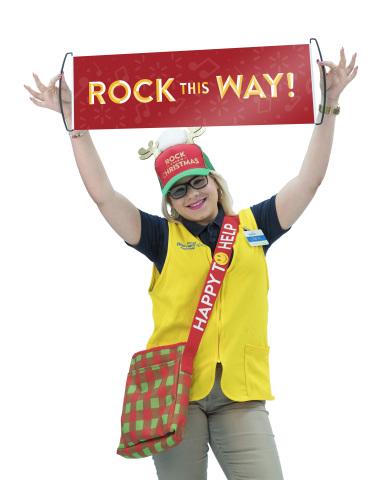 Walmart vuelve con sus populares Ayudantes para las Fiestas – asociados dedicados a ayudar a los cli ...