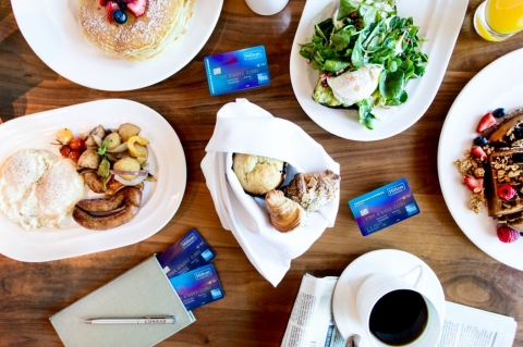 American express and hilton announce new hilton honors co branded the benefits and services for each of the four new cards were designed based on extensive consumer and small business research hilton honors members asked colourmoves