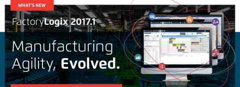 FactoryLogix 2017.1 (Graphic: Business Wire)
