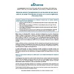 CP - Enregistrement DDB