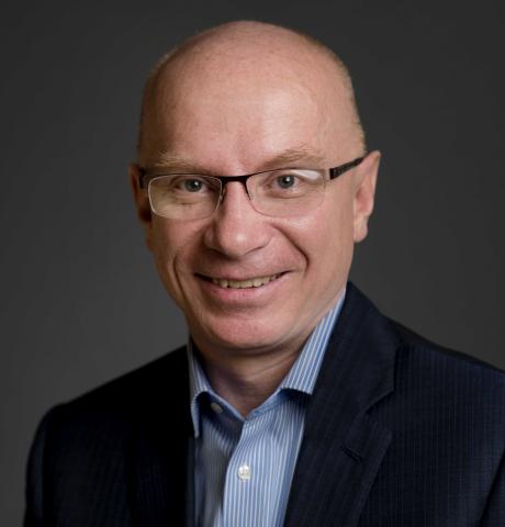 David Roussain, G5 Chief Marketing Officer (Photo: Business Wire)