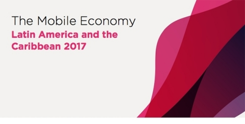 New GSMA Study Finds That Mobile Industry Accounts for 5 Per Cent of Latin American GDP (Graphic: Business Wire)
