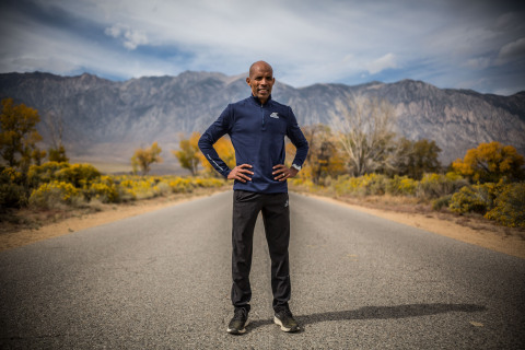 Skechers Performance Elite Athlete, Meb Keflezighi, will run his final competitive race in New York City. (Photo: Business Wire)