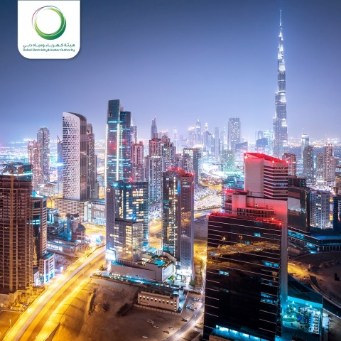 UAE, represented by DEWA, ranks first in the world in getting electricity as per World Bank's report (Photo: AETOSWire)