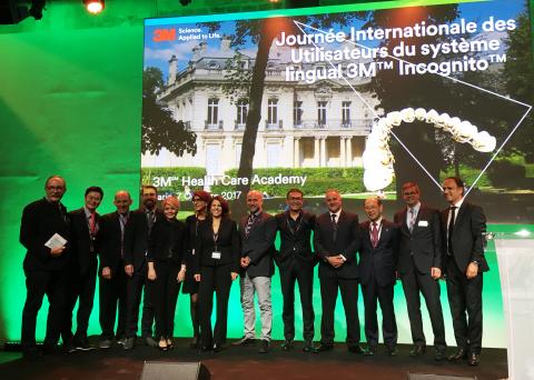 世界各国からの多くの臨床専門家が2017年インコグニトアプライアンスシステム国際ユーザー会議で実用的なテクニックを発表した。(写真:3M)