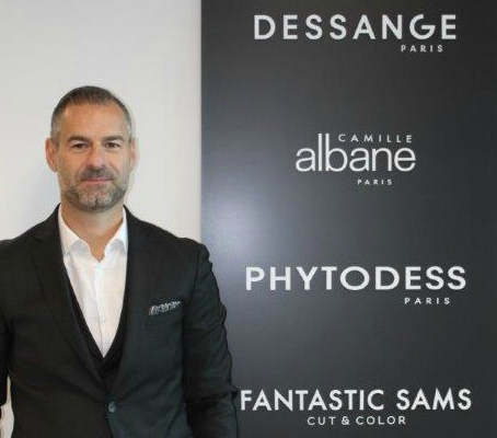 John Costanza, the new CEO of Fantastic Sams, Dessange Group (Photo: Business Wire)