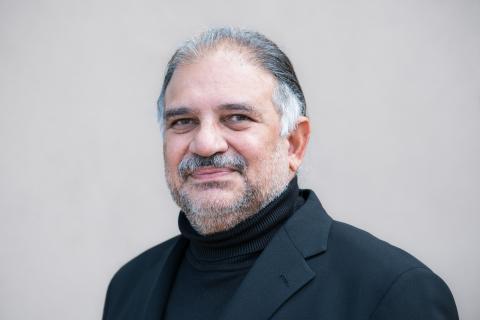 Harris Mustafa (Photo: Business Wire)