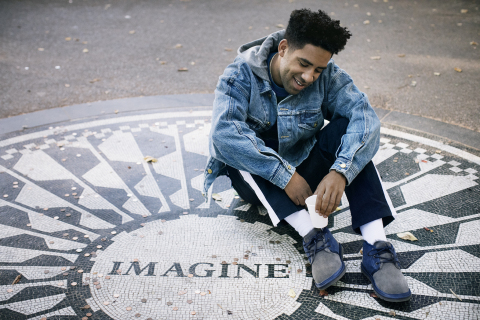 UGG x Footaction featuring KYLE (Photo: Business Wire)