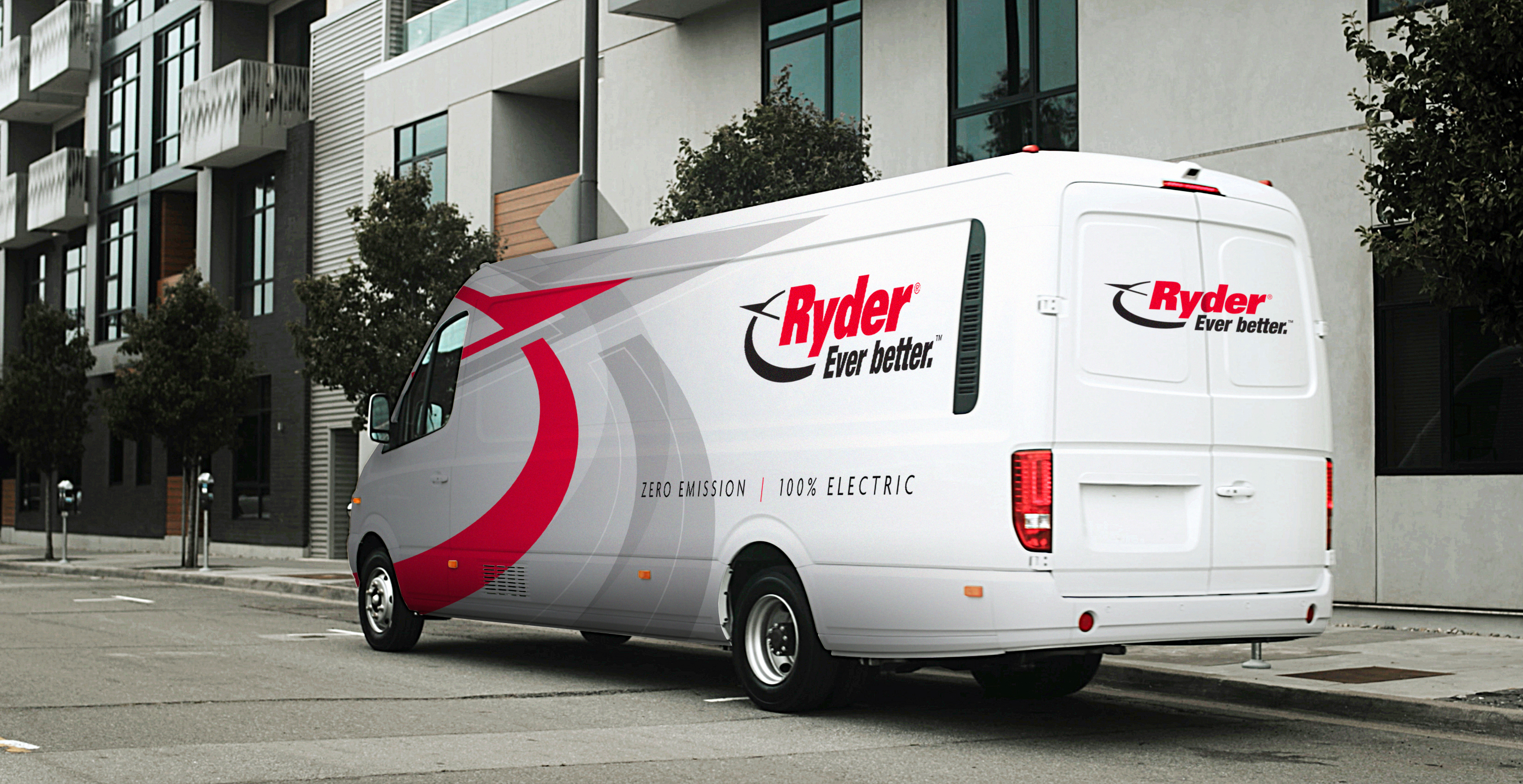 Ryder Places First Medium-Duty Electric Vehicle Order with Chanje ...