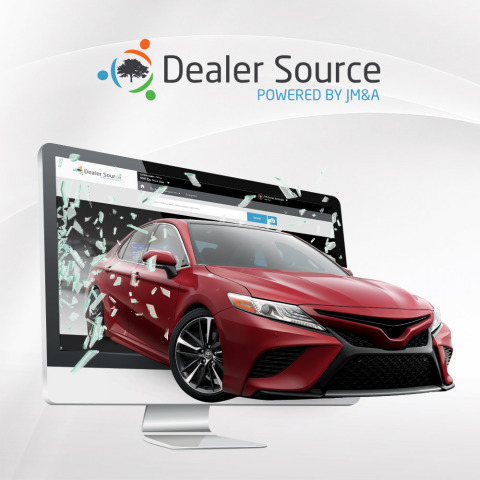 The Dealer Source portal will speed up online transactions and enable complete functionality on any mobile device and multiple browsers. (Photo: Business Wire)