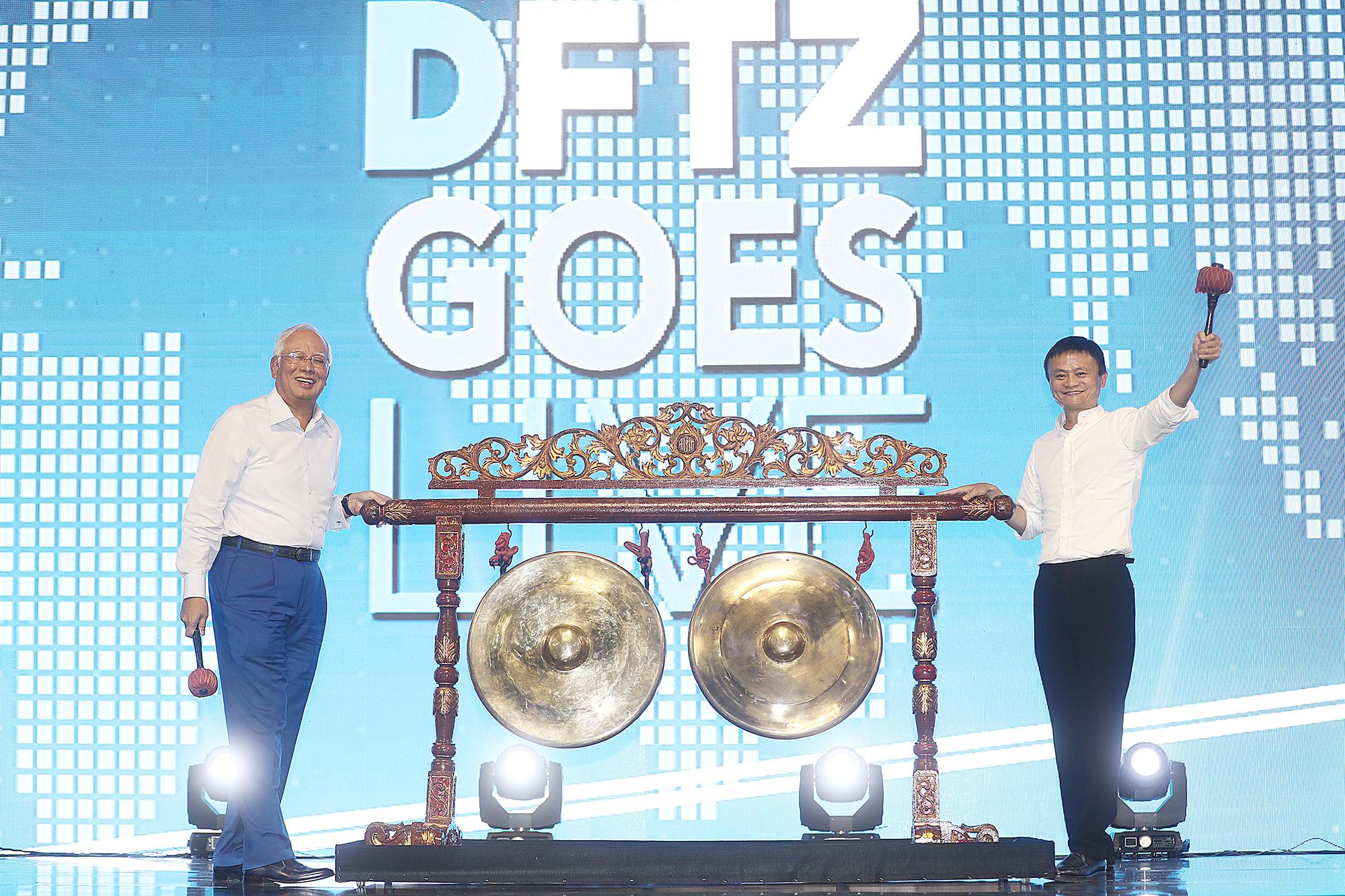 Alibaba Group S First Overseas Ewtp Hub Goes Live In Malaysia