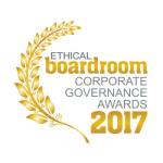 Celebrating the Best Asia & Australasia Companies in Ethical Boardroom's Corporate Governance Awards 2017