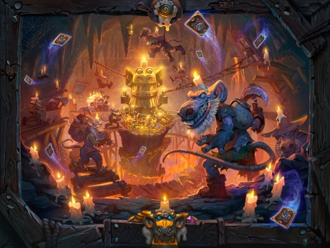 Get ready to dive into Kobolds and Catacombs™, the upcoming expansion for Blizzard Entertainment's s ...