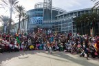 Hundreds of Blizzard community members dress up as their favorite Blizzard characters at BlizzCon 2017. (Photo: Business Wire)