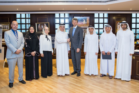 DEWA Is the First Organisation outside Europe to Win EFQM Global Excellence Award in the Platinum Ca ...