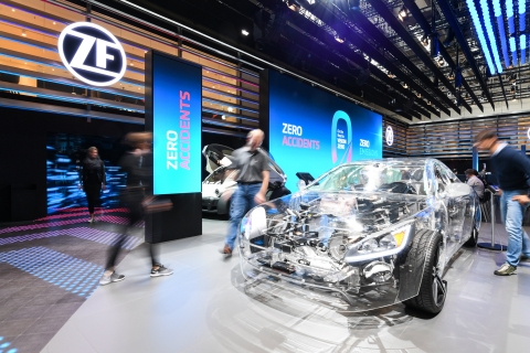 ZF, one of the largest automotive suppliers worldwide, has renewed and expanded its contract with Or ...