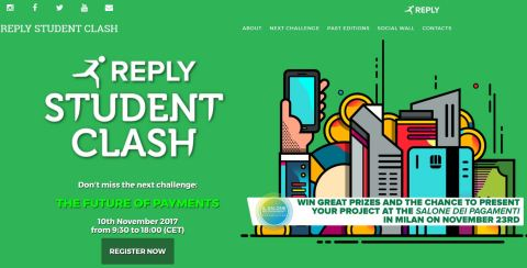 Reply's Student Tech Clash: The future of Payments (Photo: Reply)