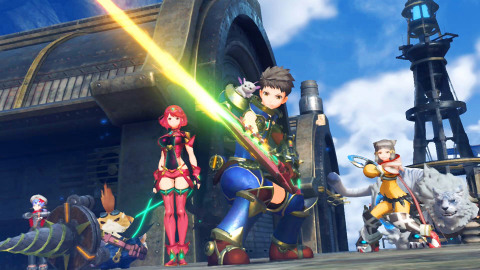Xenoblade Chronicles 2 is next in the series following the original acclaimed RPG that launched for  ...